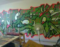 Graffiti project