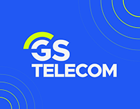 GS TELECOM Internet Banda Larga - Identidade Visual