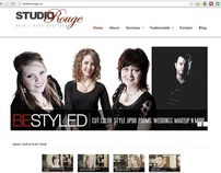 Hair Salon Website, Video & SEO Campaign