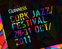 Cork Jazz Festival Posters