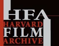 Harvard Film Archive Brochure