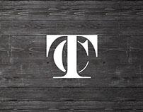 Логотип производителя изделий из дерева