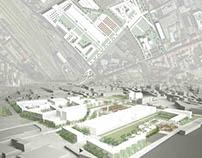 Architectural Design _ Novara City Complex