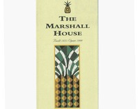 Marshall House Logo & Promo Graphic