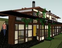 AMPLIACION CASA E 5 / E5 house expansion