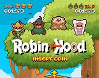 8-bit Robin Hood