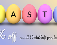 Happy Easter for Everyone! 25% off