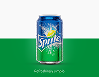 Sprite - Refreshingly Simple