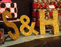 Event Decor (Kate Spade Bridal Shower)