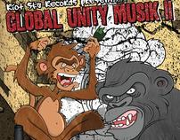 Global Unity Musik II Cover Art