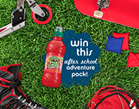 Robinsons Fruit Shoot Adventure Pack Giveaway