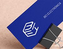 BEI Electrónica | Identidad + Web