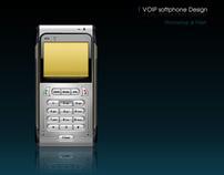 VOIP Softphone Design