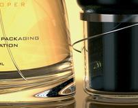 3D Eau de Parfum - Visualisation
