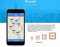 Drood - GPS based App for iPhone