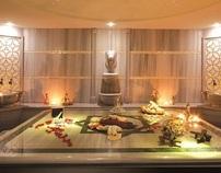 ANKARA Bilkent Otel TÜrk Hamamı