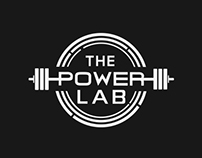 Brand Identity - The Power Lab