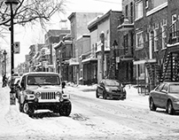 Montréal Winter