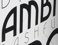 MARINO | Typeface Design