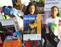 16 Days of Activism Against GBV 2011