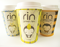 RIN GREEN TEA