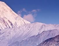 Annapurna Conservation Area - III. Mountain Colors