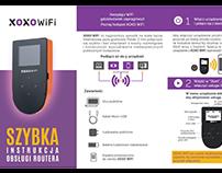 XOXO WiFi / Instrukcja PL - ENG