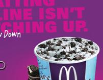Mc donald Online Campaign