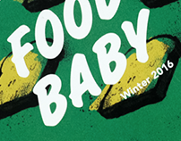GRAPHIC DESIGN | Food Baby Magazine