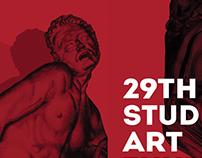 Art Exhibit Poster & Post Card