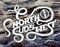 North by Suds West Logo