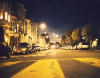 Roadside Impressions - San Francisco