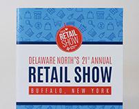 Retail Show Branding