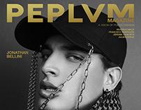 Peplvm Magazine:Jonathan Bellini