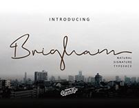 BRIGHAM SIGNATURE SCRIPT