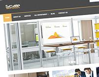 Web Design |  Scale furniture
