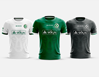 US Avellino 1912 - Kit Concept 2018/2019