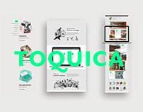 Toquica Web