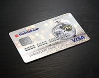 Rabita Bank - Visa Salary Card