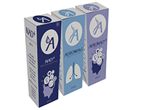 AEROVAPE | branding