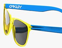 3D - Oakley Frogskins