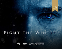 Fight The Winter - Sky