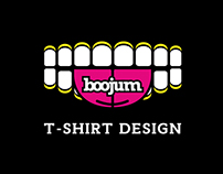 Boojum t-shirt design