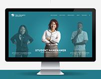 Tri-County web design
