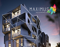 Maximus Residencial // Rebranding Project