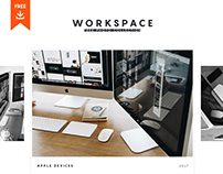 24 Workspace Free Photo Pack