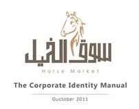 Horse Market Identity