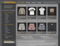 American Wear Eshop