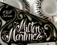 Wheeled Pack Milton Martinez