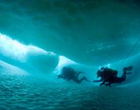 Antártida bajo el hielo - Antarctica under the ice